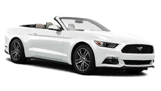 hire ford mustang cabriolet new york